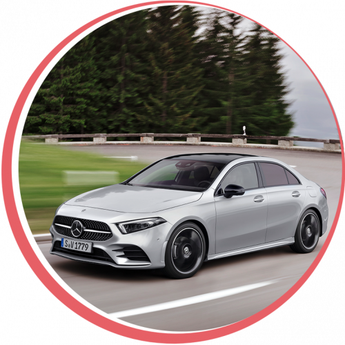 Laureus Supporters Club - Monthly Subscription Win a Mercedes (red)